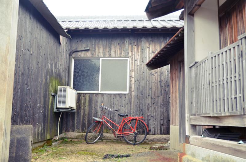 沖之島の貸自転車