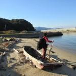 屋代島から前島へ(ゲドの旅立ち)