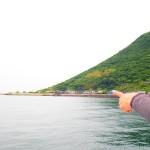 海の中にある地名