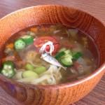 島スープの、EAT&ART TAROさん。秋は本島に登場です。