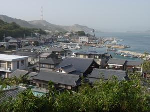 高原城跡_本村